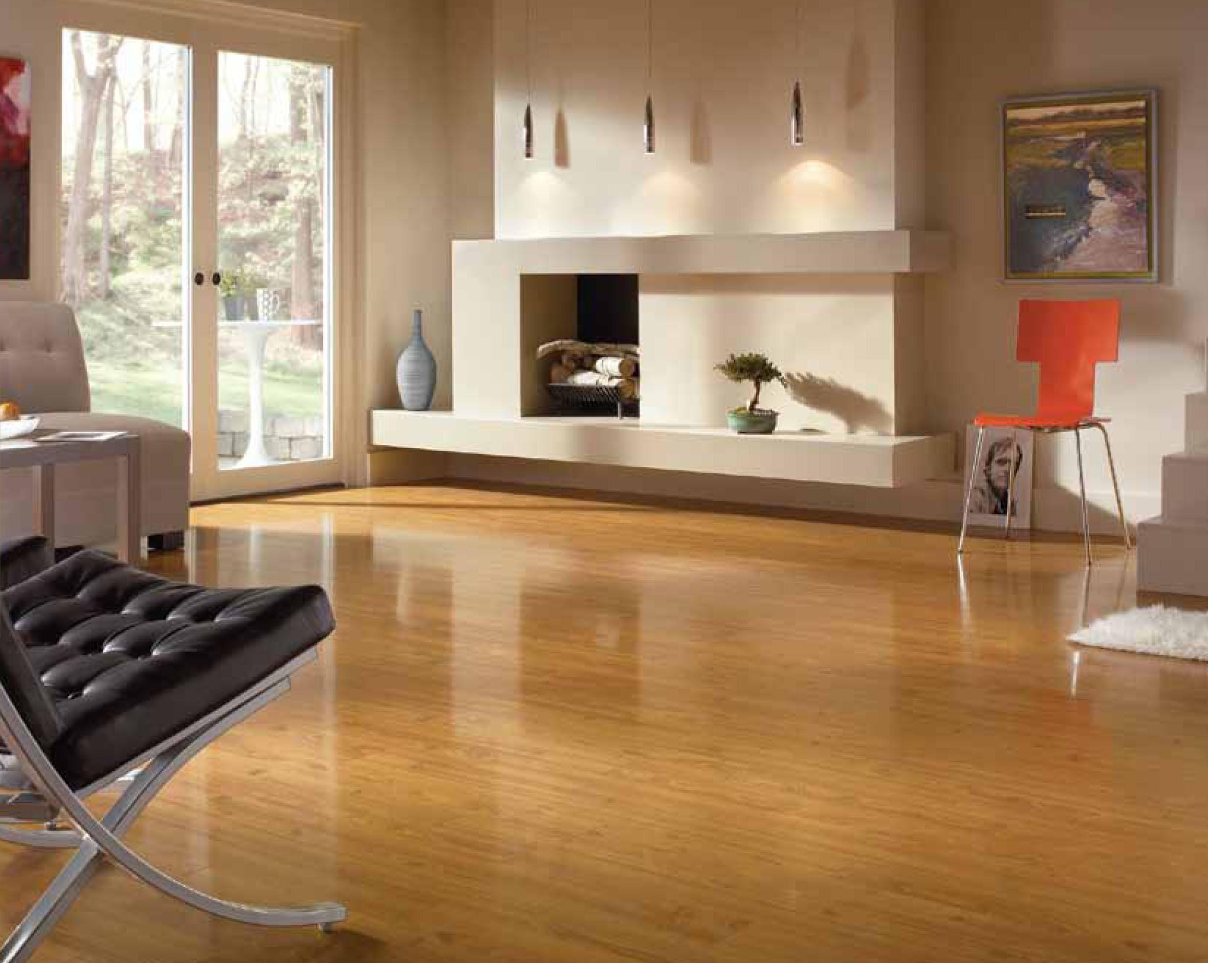 Assets Wood Laminate Flooring Cream